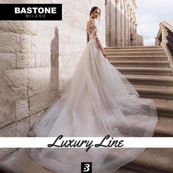 LL038L Wedding Dresses 2 in 1 Luxury Line_2