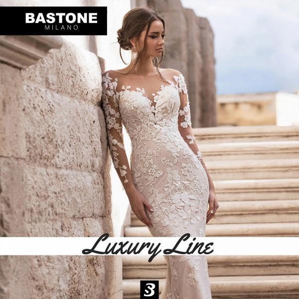 LL038L Wedding Dresses 2 in 1 Luxury Line_5