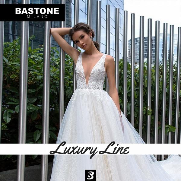 LL173L Wedding Dresses A Line Luxury Line_2