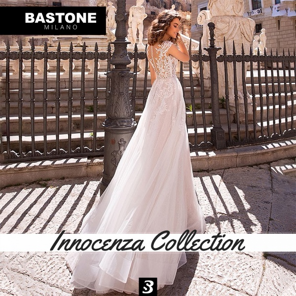 IC157L Wedding Dresses A Line Innocenza Collection_4
