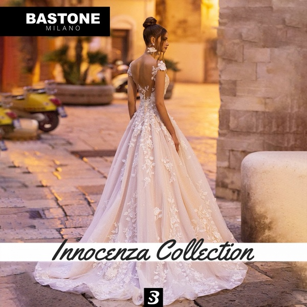 IC024L Wedding Dresses A Line Innocenza Collection_2