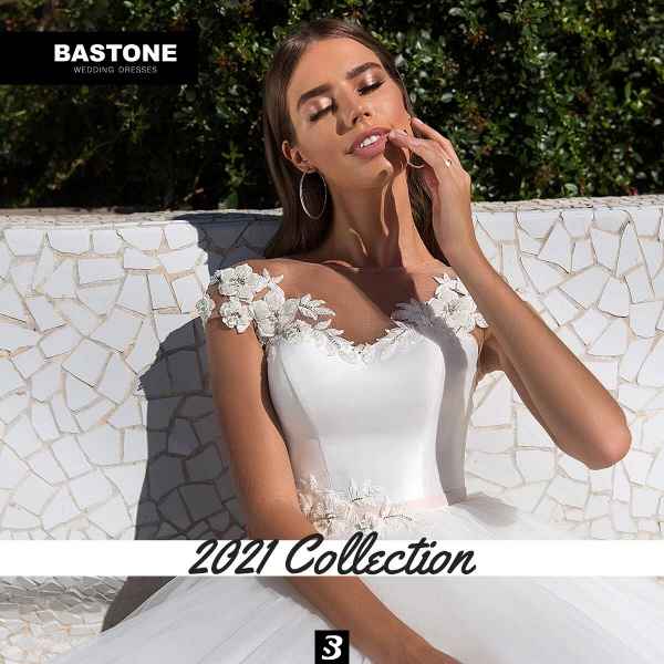 CN288L Wedding Dresses A Line NEW 2021 Collection_3
