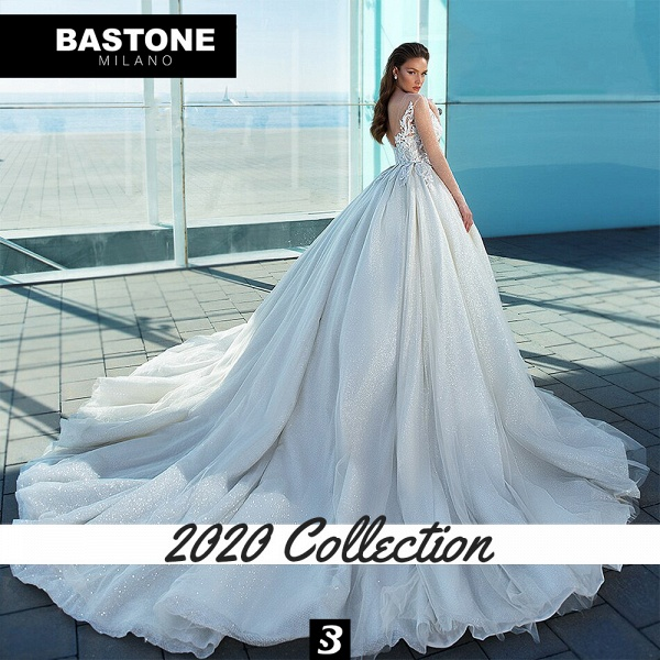 NC214L Wedding Dresses Ball Gown NEW 2021 Collection_2