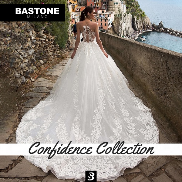 CC109L Wedding Dresses A Line Ball Gown Confidence Collection_2