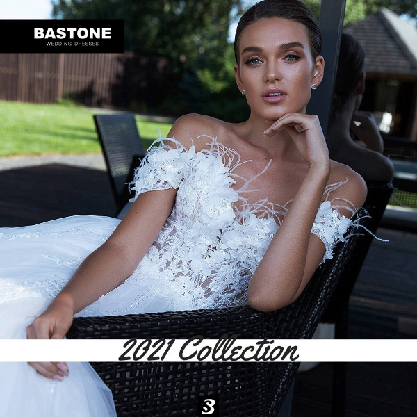 CN270L Wedding Dresses A Line NEW 2021 Collection_3