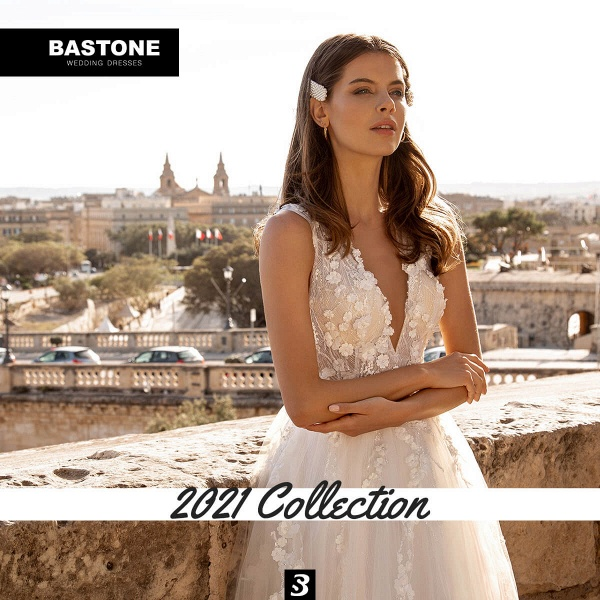 CN278L Wedding Dresses A Line NEW 2021 Collection_4