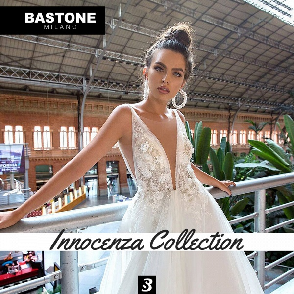 IC144L Wedding Dresses A Line Innocenza Collection_2