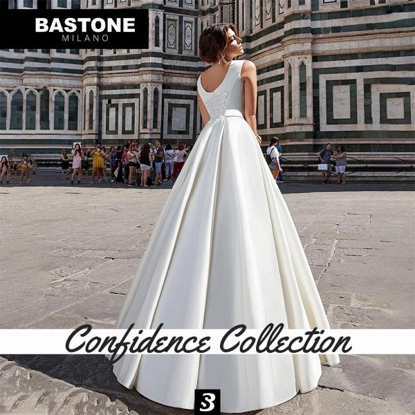 CC117L Wedding Dresses A Line Confidence Collection_5