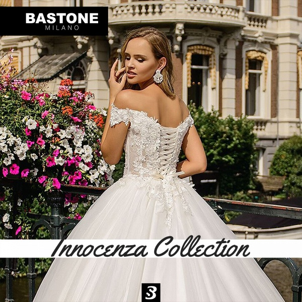 IC149L Wedding Dresses Ball Gown Innocenza Collection_2