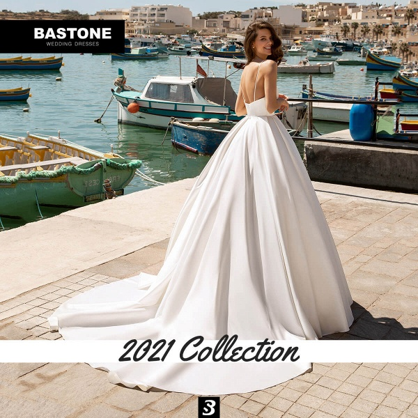 CN260L Wedding Dresses Ball Gown NEW 2021 Collection_2