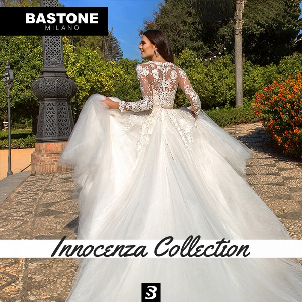 IC122L Wedding Dresses A Line Innocenza Collection_2