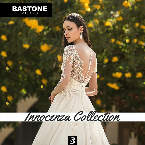 IC153L Wedding Dresses A Line Innocenza Collection_3