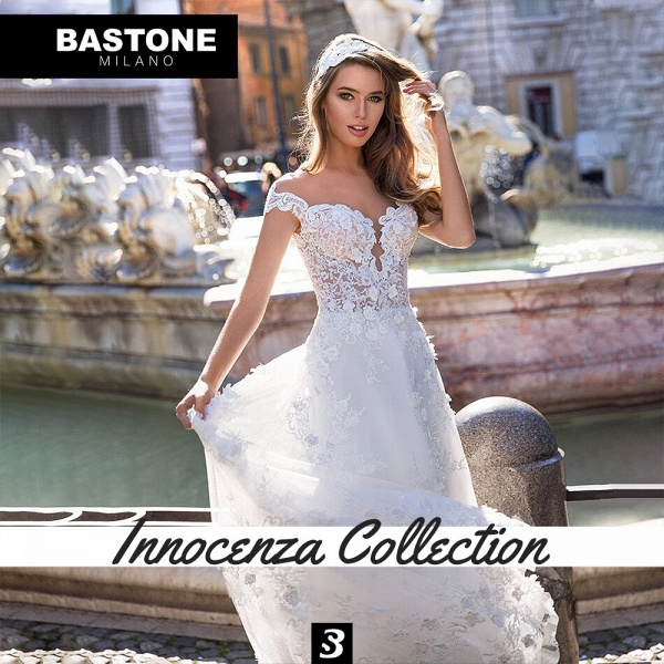 IC143L Wedding Dresses A Line Innocenza Collection_3