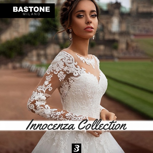 IC161L Wedding Dresses A Line Innocenza Collection_2
