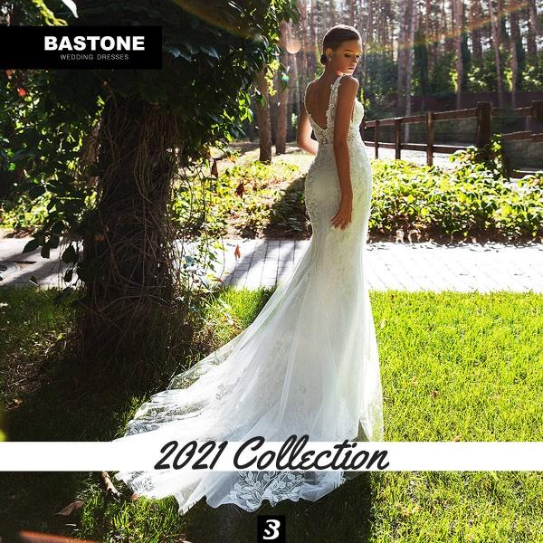 CN267L Wedding Dresses Mermaid NEW 2021 Collection_2