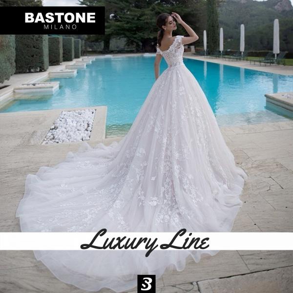 LL045L Wedding Dresses Ball Gown Luxury Line_3