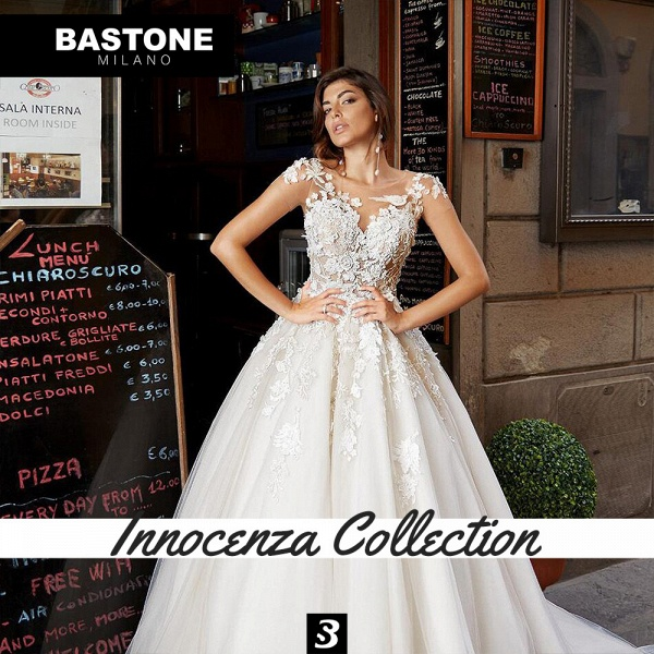 IC136L Wedding Dresses A Line Innocenza Collection_3
