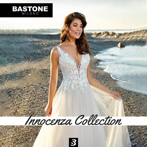 IC146L Wedding Dresses A Line Innocenza Collection_5