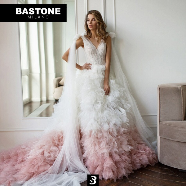 NC076L Wedding Dresses A Line Ball Gown NEW 2021 Collection_1