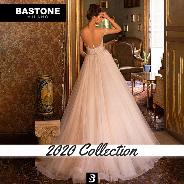 NC061L Wedding Dresses A Line Ball Gown NEW 2021 Collection_5