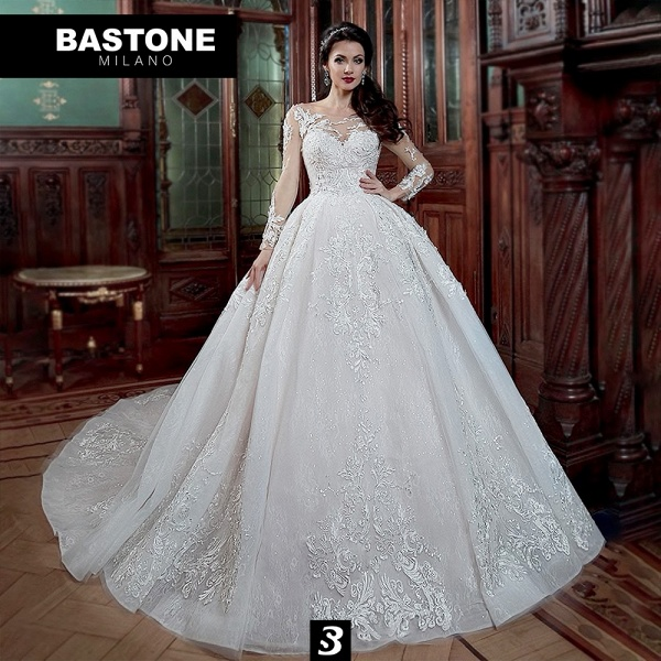 NC216L Wedding Dresses Ball Gown NEW 2021 Collection_1