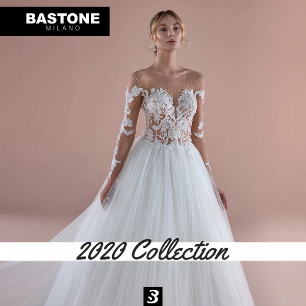 NC064L Wedding Dresses A Line NEW 2021 Collection_2
