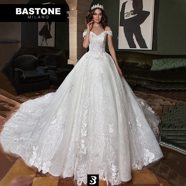 NC206L Wedding Dresses A Line NEW 2021 Collection_1