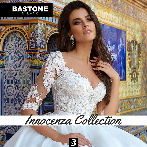 IC028L Wedding Dresses Ball Gown Innocenza Collection_3