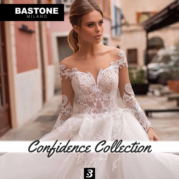 CN701L Wedding Dresses A Line Ball Gown Confidence Collection_5