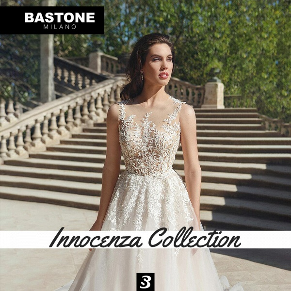 IC137L Wedding Dresses A Line Innocenza Collection_4