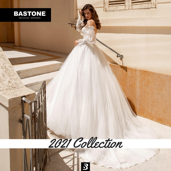 CN285L Wedding Dresses Ball Gown NEW 2021 Collection_2