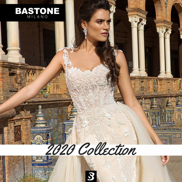 NC215L Wedding Dresses 2 in 1 Mermaid NEW 2021 Collection_2