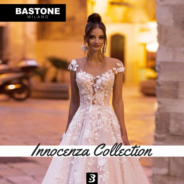 IC024L Wedding Dresses A Line Innocenza Collection_4