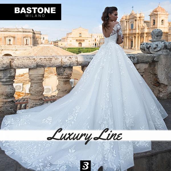 LL042L Wedding Dresses Ball Gown Luxury Line_4