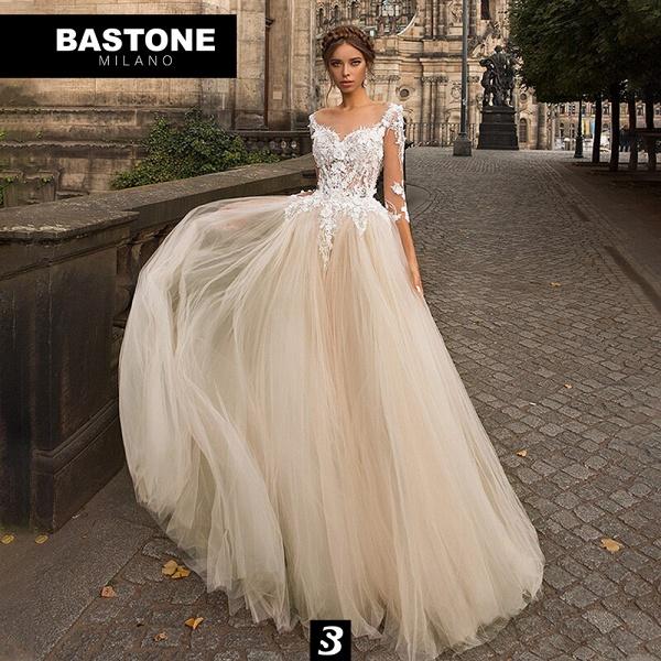 CC095L Wedding Dresses A Line Confidence Collection_1