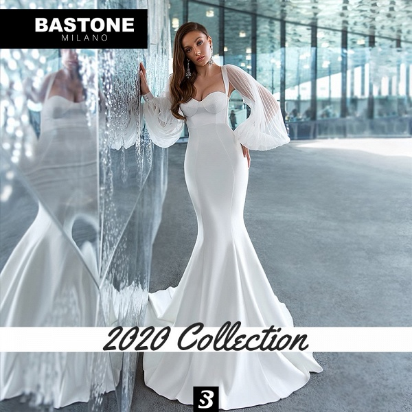NC202L Wedding Dresses Mermaid NEW 2021 Collection_4
