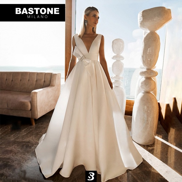 NC204L Wedding Dresses A Line NEW 2021 Collection_1