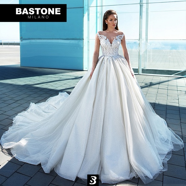 NC214L Wedding Dresses Ball Gown NEW 2021 Collection_1