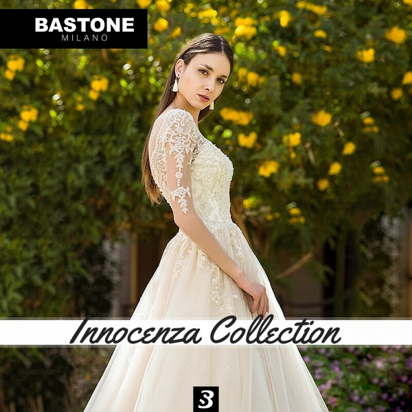 IC153L Wedding Dresses A Line Innocenza Collection_2