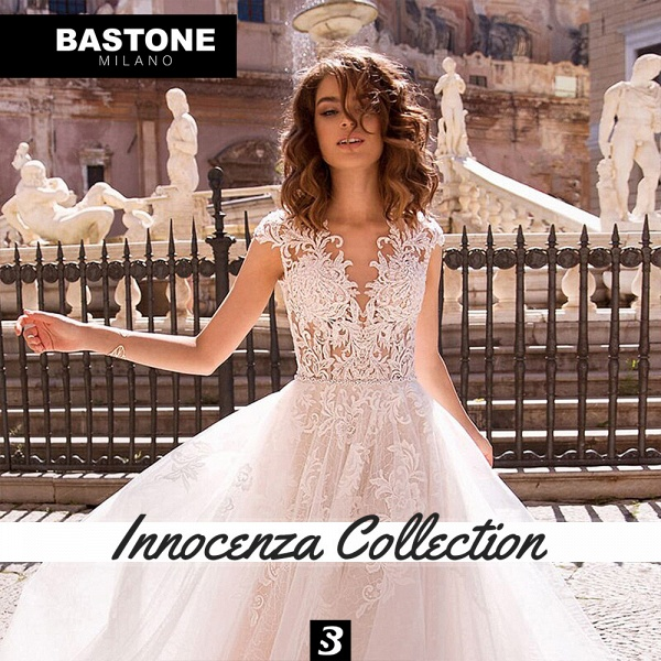 IC157L Wedding Dresses A Line Innocenza Collection_3