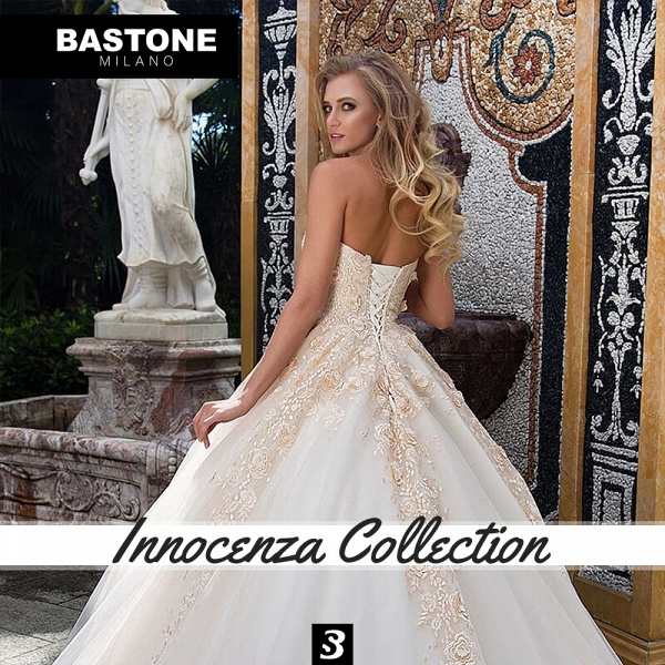 IC127L Wedding Dresses A Line Ball Gown Innocenza Collection_2