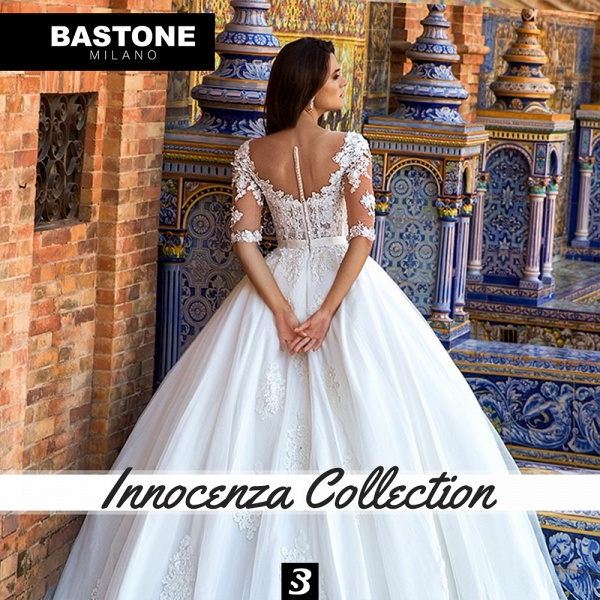 IC028L Wedding Dresses Ball Gown Innocenza Collection_4