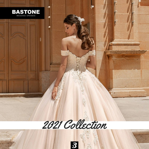 CN287L Wedding Dresses Ball Gown NEW 2021 Collection_4