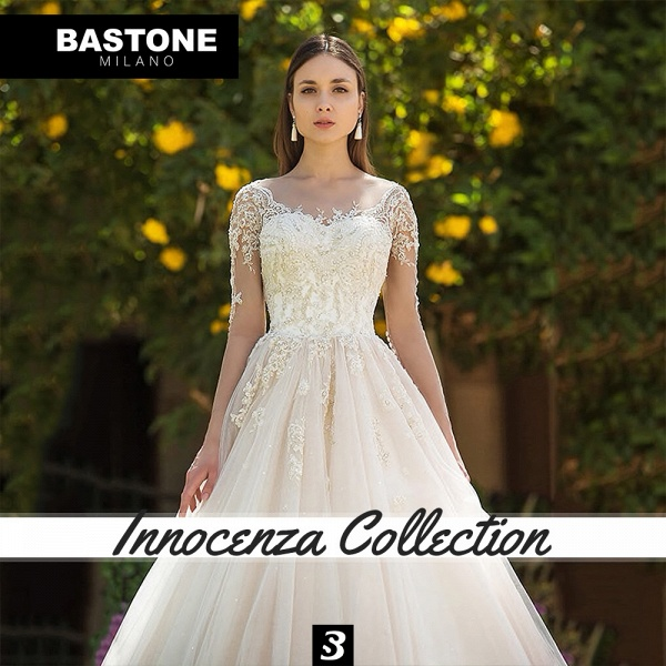 IC153L Wedding Dresses A Line Innocenza Collection_4