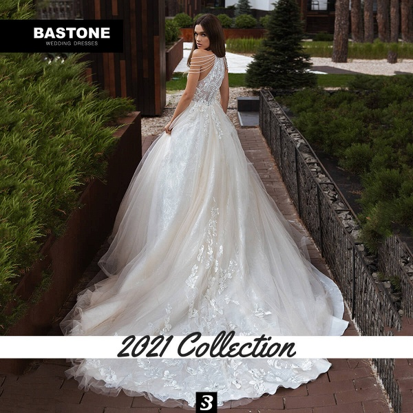 CN271L Wedding Dresses Ball Gown NEW 2021 Collection_2