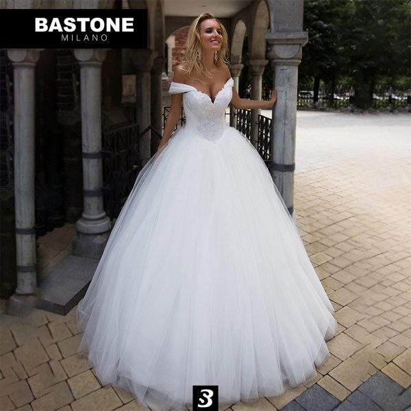 NC058L Wedding Dresses A Line Ball Gown NEW 2021 Collection_1