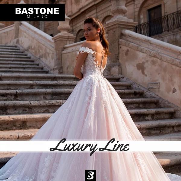 LL043L Wedding Dresses Ball Gown Luxury Line_2