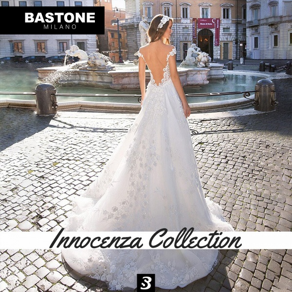 IC143L Wedding Dresses A Line Innocenza Collection_4