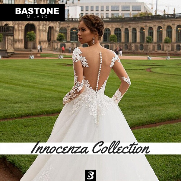 IC161L Wedding Dresses A Line Innocenza Collection_3