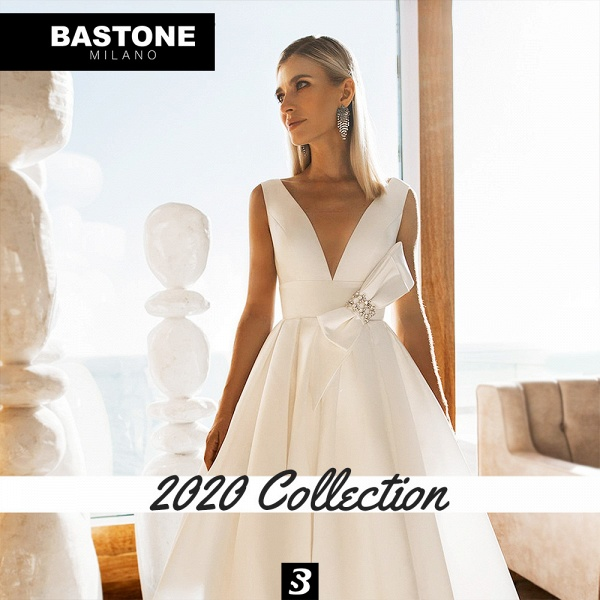 NC204L Wedding Dresses A Line NEW 2021 Collection_4